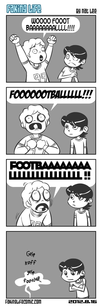 Are You Ready For Some Footbugh?