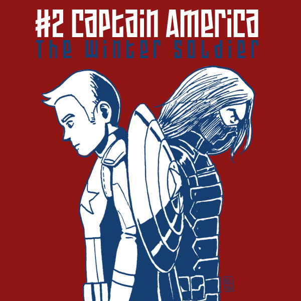 #2 Captain America: The Winter Soldier