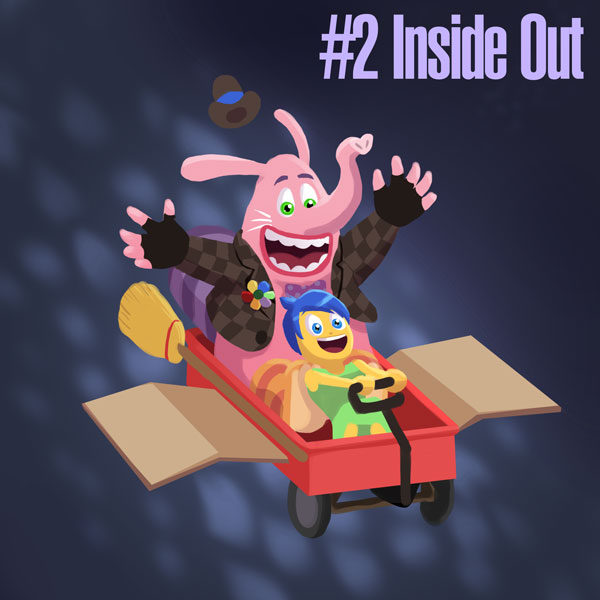 #2 Inside Out