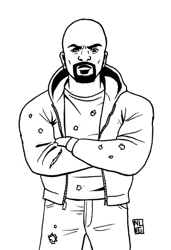 Day 2: Power Man