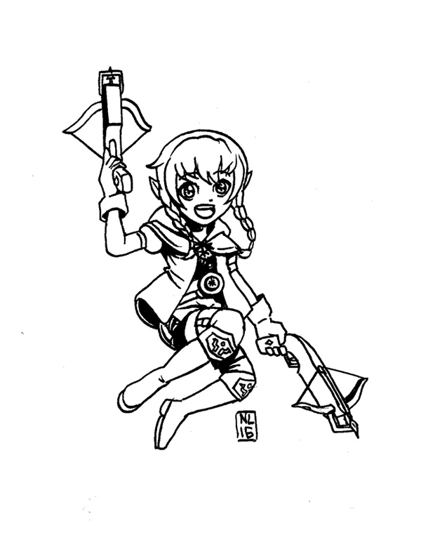 Day 25: Linkle