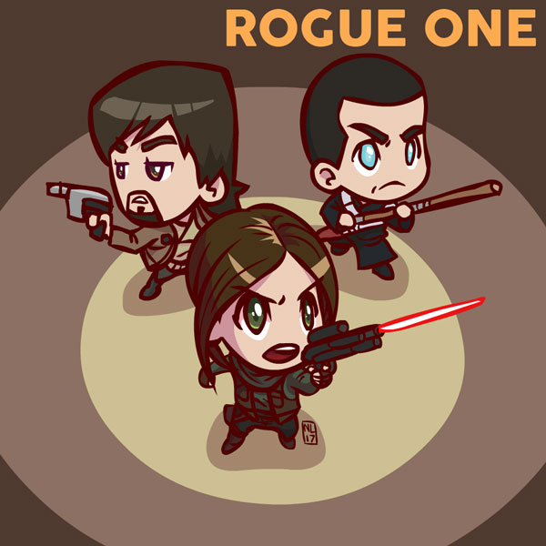 #3 Rogue One