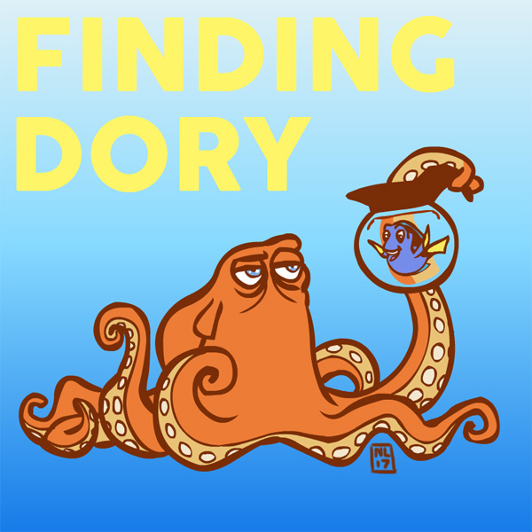 #2 Finding Dory
