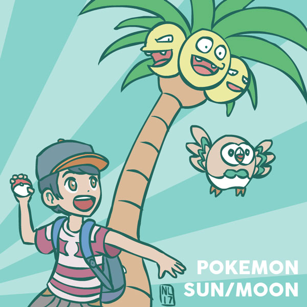 #1 Pokemon Sun/Moon