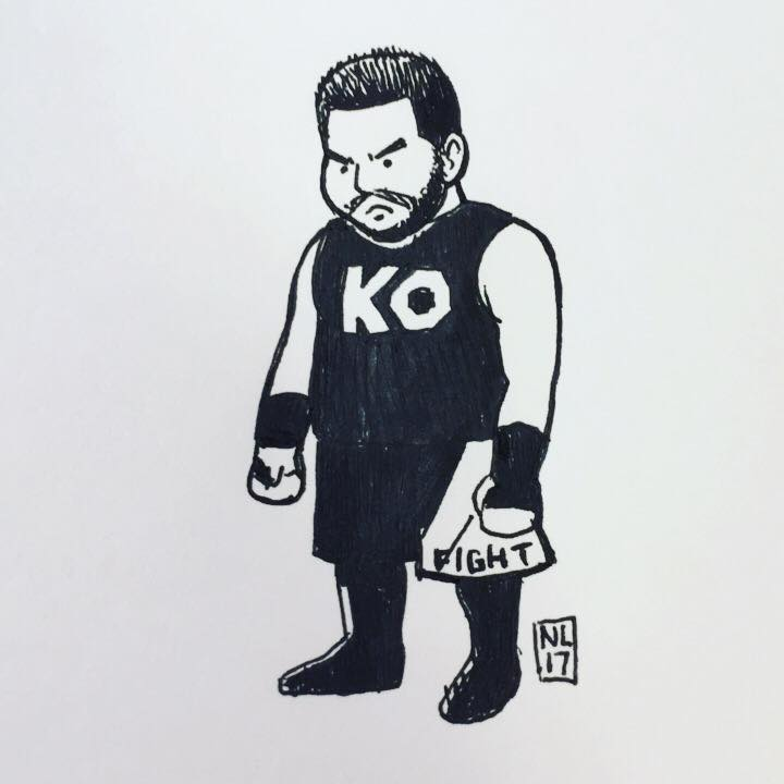 Day 18: Fight Owens Fight