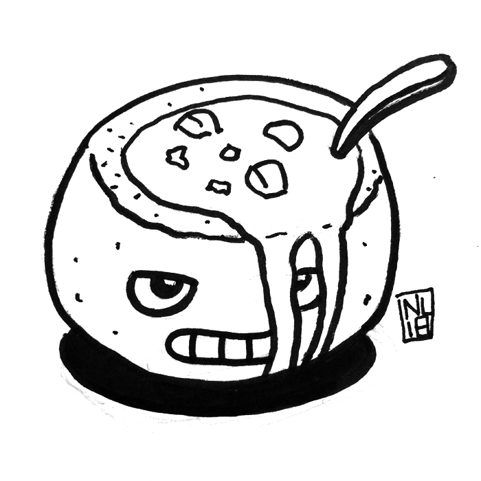 Day 17: Chowder Head